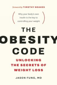 Read more about the article Book Review -The Obesity Code