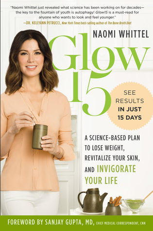 Book Review – Glow15 by Naomi Whittel