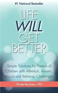 Life Will Get Better- By Nicole Beurkens, PhD -Book Review